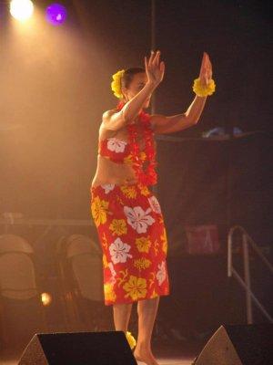 Samedi 14 Juillet 2012 : Prestation pour Les Tonnerres de Brest 2012