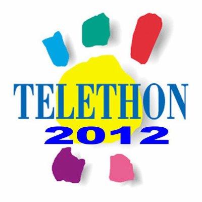 Prestation du Samedi 8 Décembre 2012 - Téléthon à la salle Trimaran à Loperhet