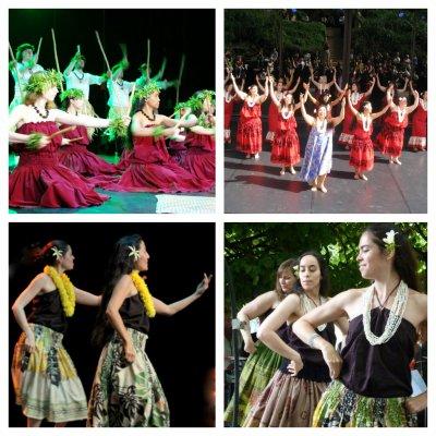 Stage de danse hawaïenne - Samedi 9 Février 2013 à l'Espace culturel de Saint-Renan