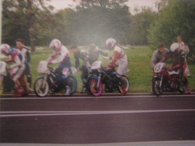 Endurance FFM Mulhouse octobre 1993