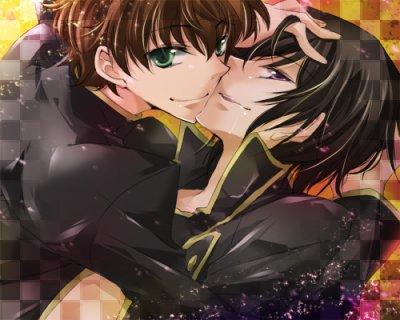 Suzaku et Lelouch