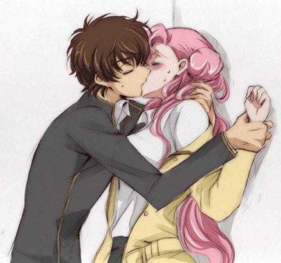 Suzaku et Euphie