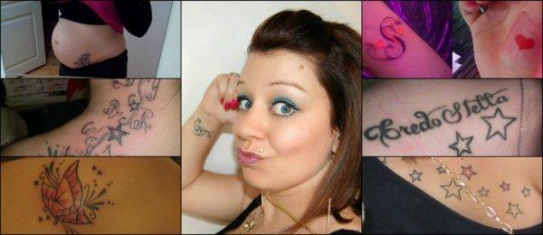 mes 7 tattoos