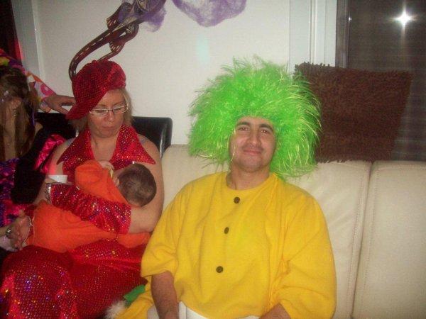 Soirée Halloween (29 octobre 2011)