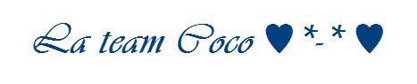 La Team Coco ♥♕♥  ^o^