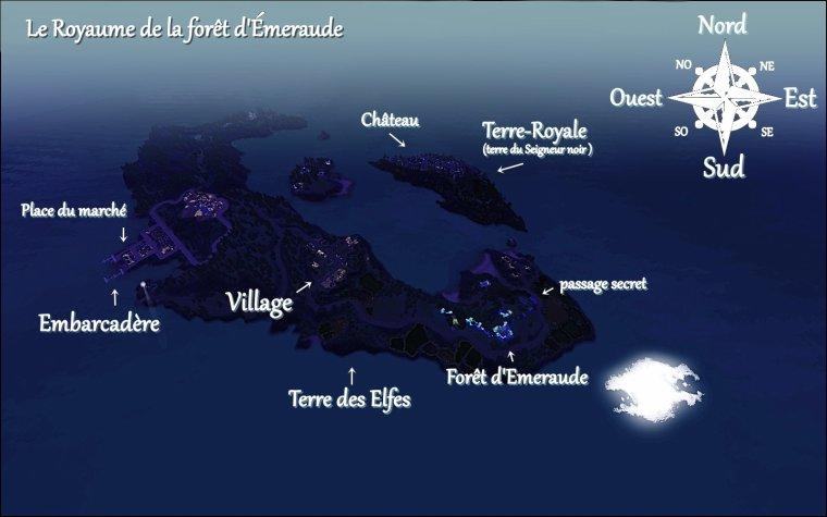 42. Le Royaume de la forêt d'Émeraude