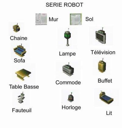 Série Robot