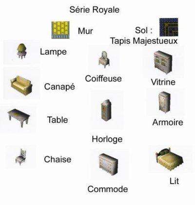 Série Royale