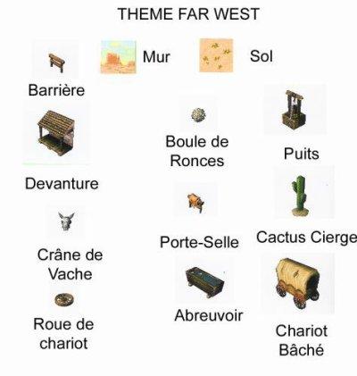 Thème Far West
