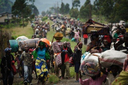 La RDC face à des nouveaux drames Humanitaires