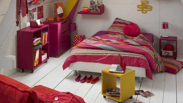 Astuce d co du jour 5 bonne raison de ranger sa chambre - Astuce pour ranger sa chambre ...