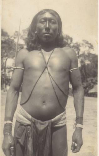 Les Wayana en 1937