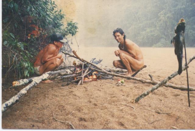la suite, c'est l'amazonie qui fait partie de ma vie, c'est mon histoire !