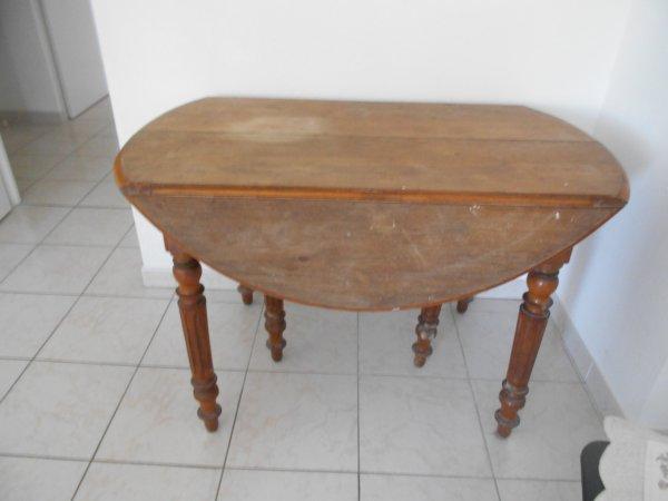 MA TABLE ...LOUIS PHILIPPE
