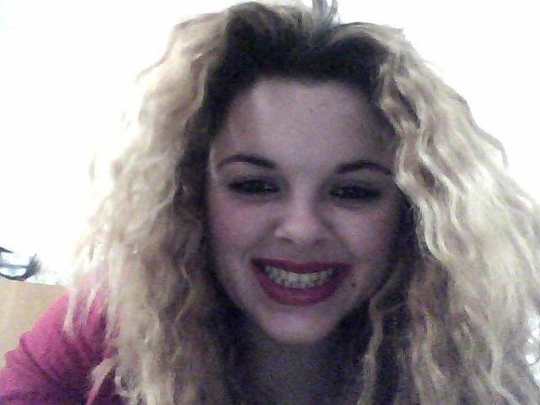 gardé le sourire malgré les coup dure de la vie