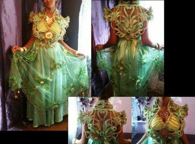 Robes des fetes algeriens