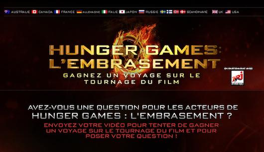 VISITER LE PLATEAU DE HUNGER GAMES, C'EST POSSIBLE !