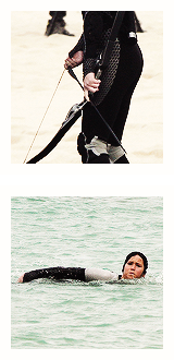 ARENE - EMBRASEMENT - KATNISS EVERDEEN