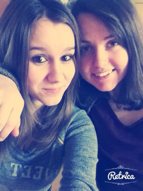 Une partie de moi, ma cousine ♥♥