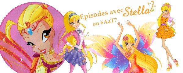 Episodes avec Stella