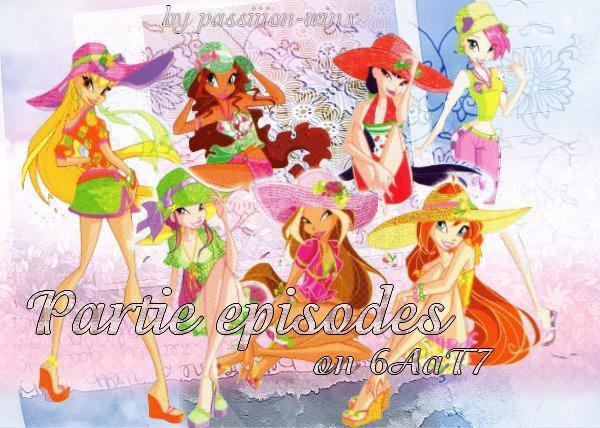 Partie episodes