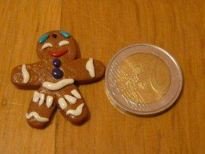 Le biscuit de Shrek.
