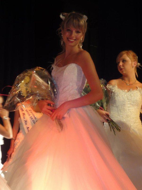 Finaliste à l'élection de miss Bolbec