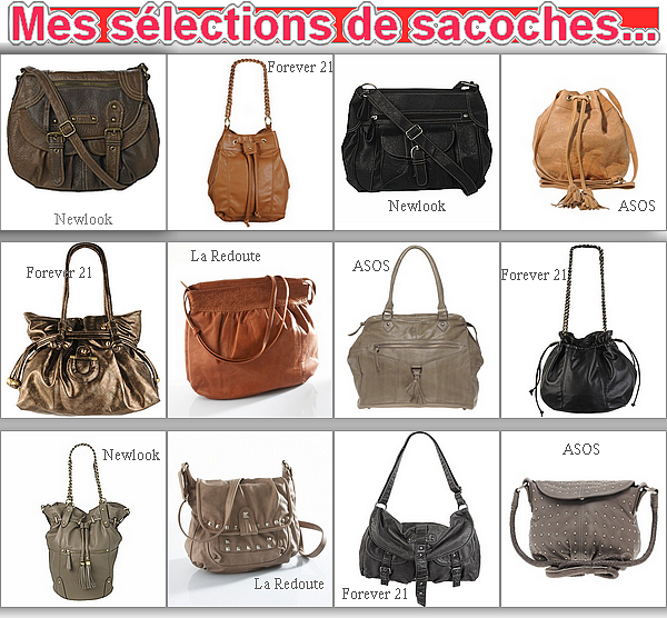 selection de sac a main