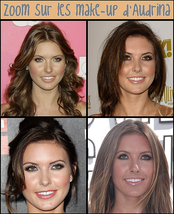 3 icones de la mode ; audrina patridge