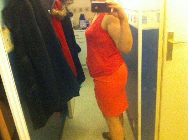 Je kiffe cette jupe