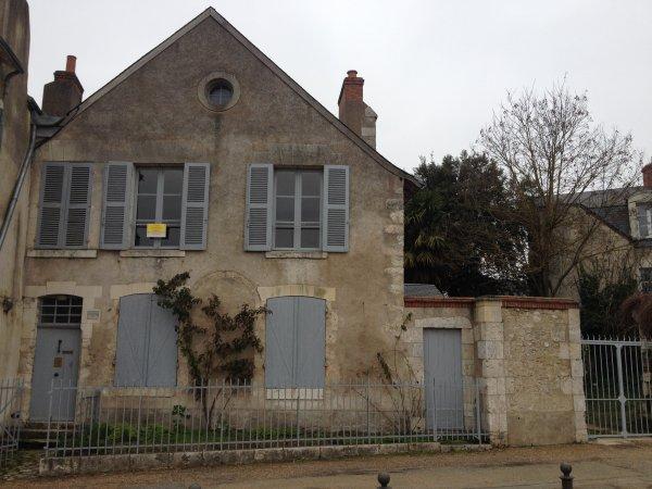 Restauration de la maison Paget