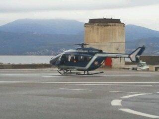 Ec 145 gendarmerie Bravo Golf