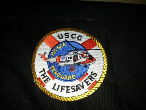 Ecusson US Coast Guard