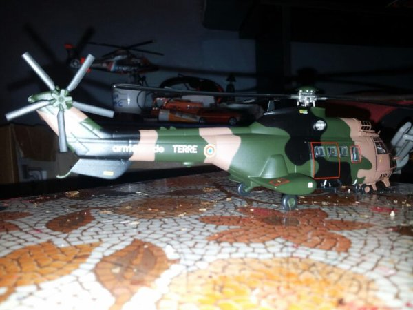 Helicootere miniature