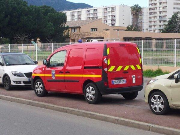 Renault kangoo  VTU SDIS/CODIS 2A