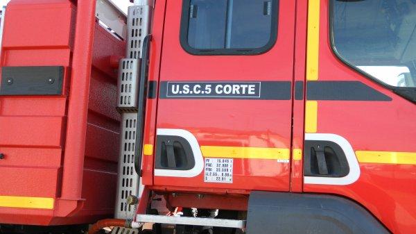 CCFS Sécurité Civile Corte (UIISC5)