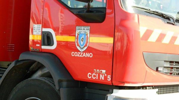 CCI du Centre d'Incendie de Cozzano (SDIS2A)
