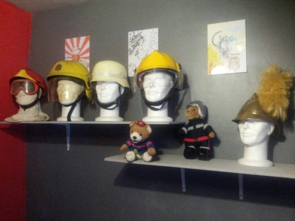 Collections de Casque