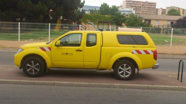 Vehicule Conseil General de Corse du sud