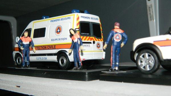 Protection Civile au 1.43 eme