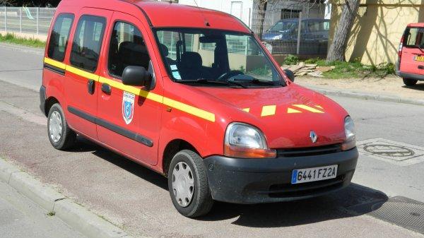 Renault Kangoo (SDIS 2A)