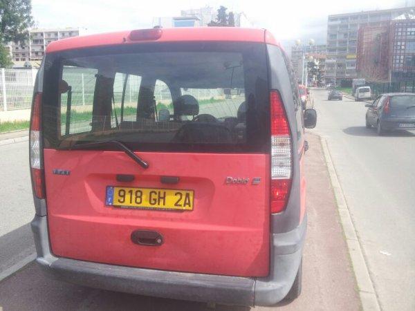FIAT Doble  (VTU 19 SDIS2A )