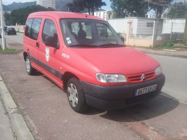 Citroën Berlingo (VTU21/SDIS2A )