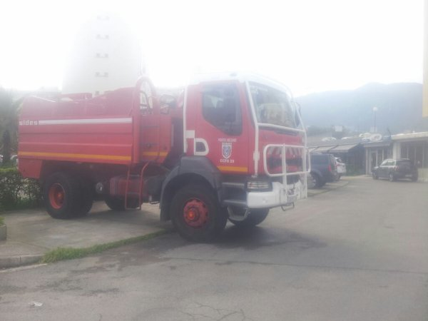 Camion Citerne  feux de Forêts Super CSP Porto-Vecchio (SDIS2A )