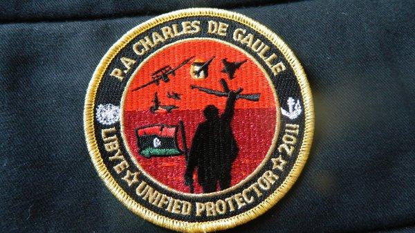 OPEX Porte Avion Charles de Gaulle