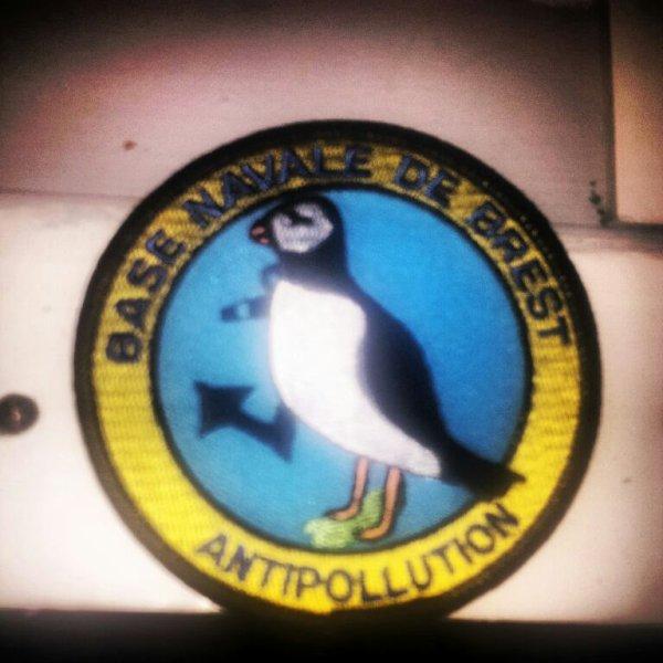 service dépollution Base Navales de Brest