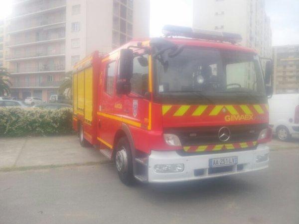 FPT CSP D'AJACCIO (SDIS2A)