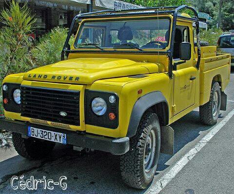 Camion Citerne Feux de Foret Legers Sapeurs Forestiers de Corse du Sud