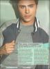 Zac Efron dans l'édition de juin 2012 du magazine Chalk<3