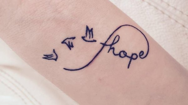 First tatoo